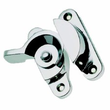Fitch Fastener Polished Chrome