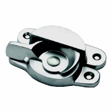 Fitch Fastener Satin Chrome