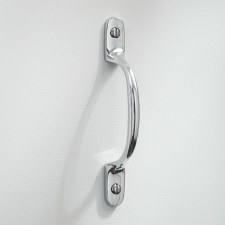 "5"" Sash Handle Polished Chrome"