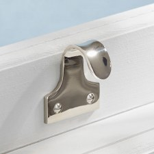 Heavy Sash Lift Polished Nickel