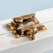 Sash Fastener Renovated Brass