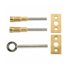 Sash Window Security Bolts 8013 with Key