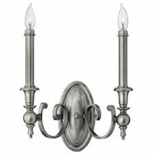 Hinkley Yorktown Double Wall Light