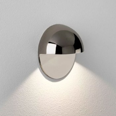 Tivola Single Wall Light Coastal Range Polished Nickel