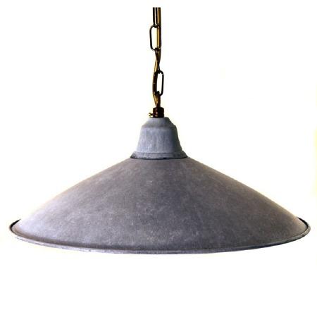 Tondela Ceiling Pendant Light Zinc