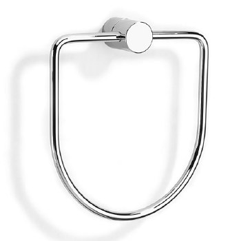 Samuel Heath N5098 Contemporary Towel Ring Polished Chrome