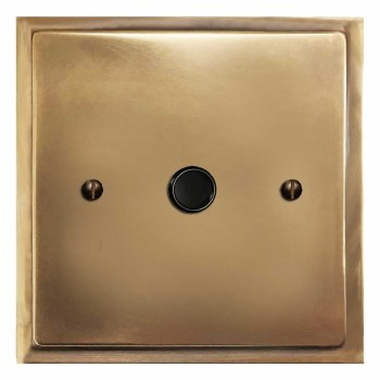 Mode Flex Outlet Hand Aged Brass