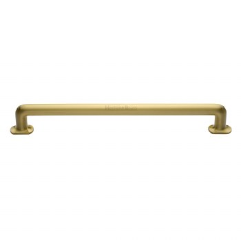 Heritage Traditional Pull Handle V1376 482 Large Satin Brass