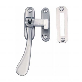 Heritage Casement Fastener V1003 Satin Chrome