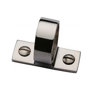 Heritage Sash Ring V1120 Polished Nickel
