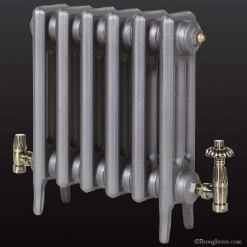 The Victoriana 3 Column Cast Iron Radiator
