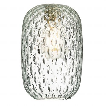 Vidro Glass Shade Small Clear