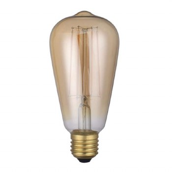 LED ES Vintage Squirrel Bulb 4W Dimmable