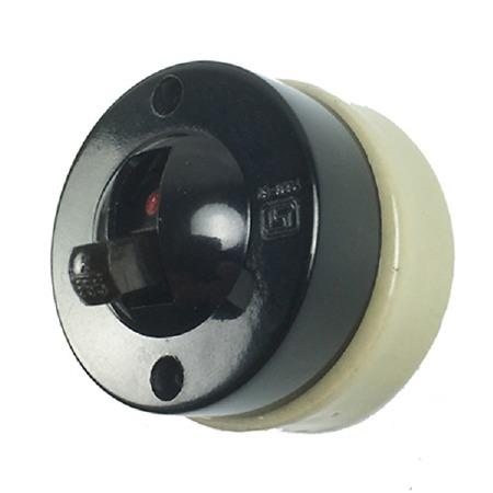 Bakelite Light Switch - 2 Way with Ceramic Base