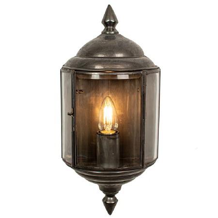 Wentworth Passage Lantern Antique Brass