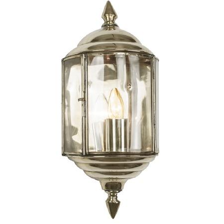 Wentworth Passage Lantern Nickel