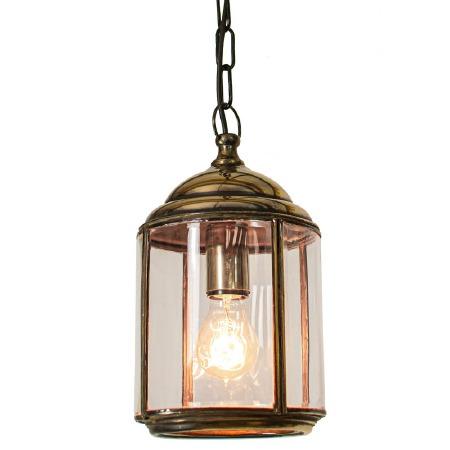 Wentworth Pendant Hanging Lantern Light Antique