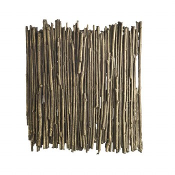 David Hunt WIL0731 Willow Wall Light Gold Cocoa