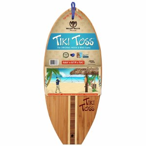 Tiki Toss Boards