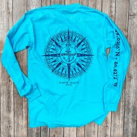 Men's LS Compass MD LA