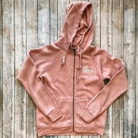 Hoodie Love Orchid Ice S