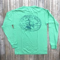 Men's T Surfer L/S ISL REEF SM