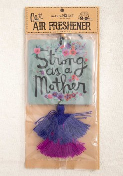 Air Freshener Strong As Mother