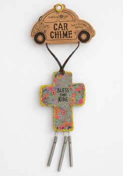 Car Chime Bless This Ride