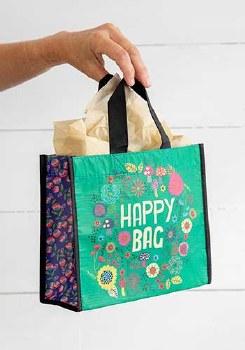Happy Bag Mushroom Green