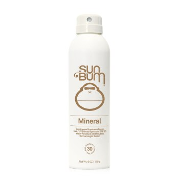 Sun Bum SPF30 Mineral Spray6o