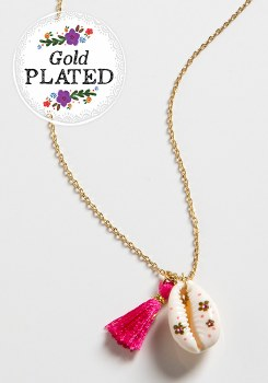 Necklace Seaside Pink