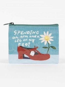 Coin Purse Spending Arm & Leg