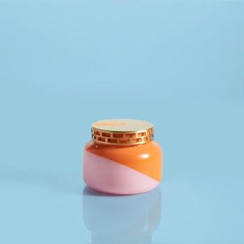 Candle Volcano Dual Tone Jar