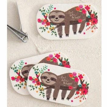 Emery Board Sloth S/3