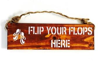 Sign Flip Your Flops Here