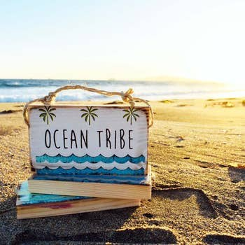 Sign Ocean Tribe