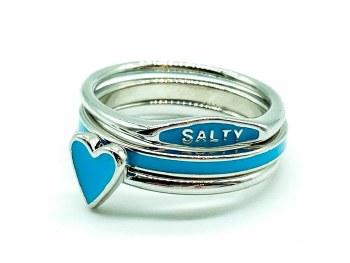 Ring Salty Enamel Stack SL 5