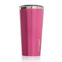 Tumbler 16oz Gloss Flamingo