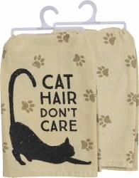 Dish Towel Cat Hair