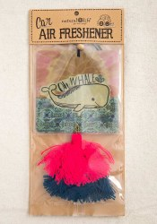 Air Freshener Oh Whale