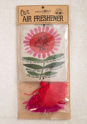 Air Freshener It's Okay to