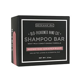 Beekman Grapefruit Shampoo Bar