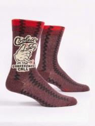 Men's Sock Coolest Guy