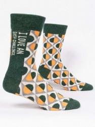 Men's Sock Easy Challenge