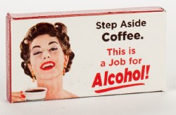 Gum Step Aside Coffee