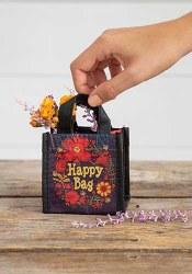 Happy Bag Wreath Purple/Gold