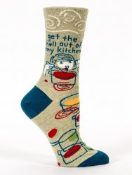 Socks Get The Hell Out Crew