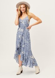 Dress Jordana  Hi Low L
