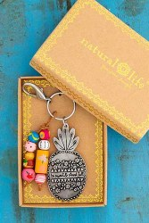 Keychain Be Sweet Santa Fe