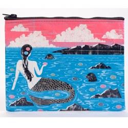 Zipper Pouch Mermaid